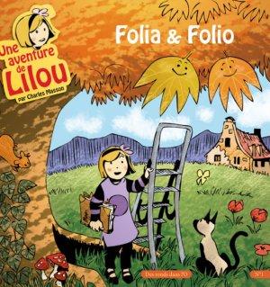 Une aventure de Lilou édition simple