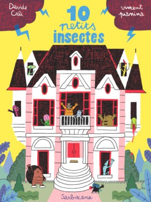 10 petits insectes édition simple