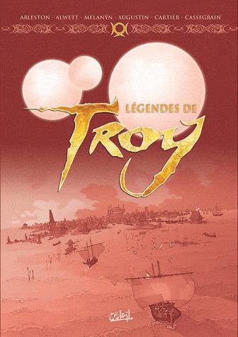 Légendes de Troy édition Coffret