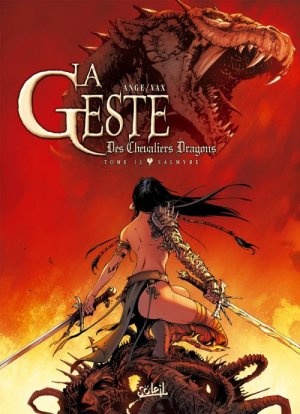 La geste des chevaliers dragons # 13