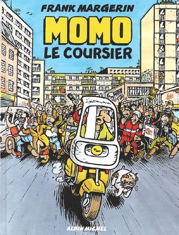 Momo le coursier édition simple