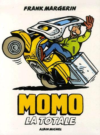 Momo le coursier édition coffret