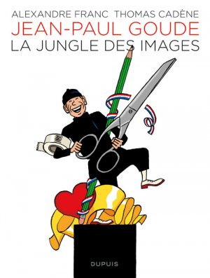 Jean-Paul Goude - La jungle des images édition simple