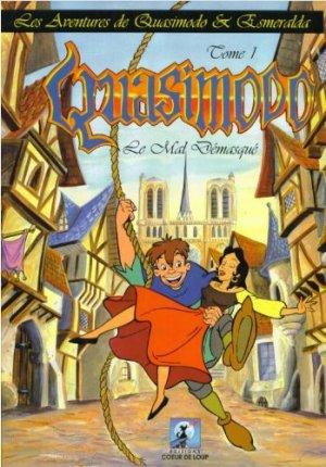 Les aventures de Quasimodo et Esmeralda édition simple