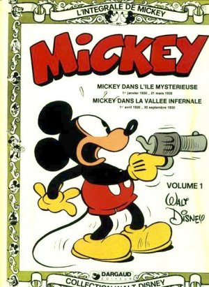 Mickey édition Intégrale