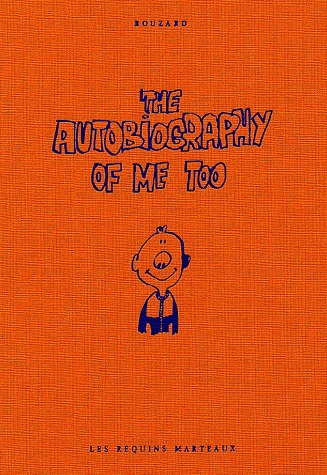 The autobiography of me too édition Simple