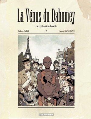 La Vénus du Dahomey T.1