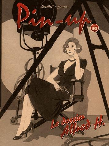 Pin-up édition Spécial Noir et Blanc