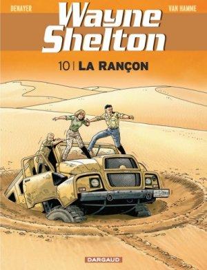 Wayne Shelton édition Simple 2008