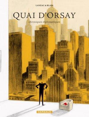 Quai d'Orsay T.2