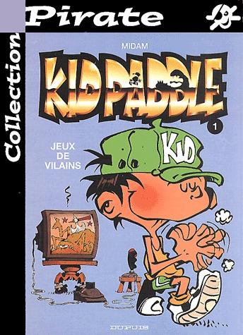 Kid Paddle édition Simple