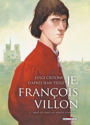 Je, François Villon édition simple