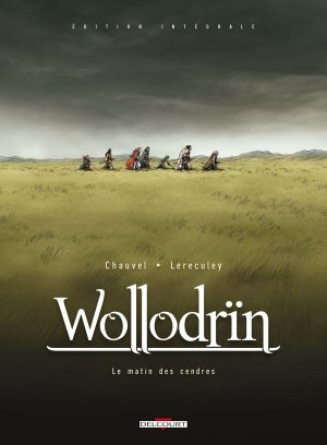 Wollodrïn édition Intégrale luxe NB