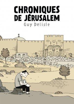 Chroniques de Jérusalem édition simple