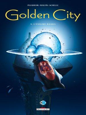 Golden City 9 - L'énigme Banks