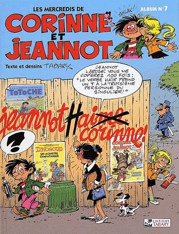 Corinne et Jeannot 4 - 7 - Jeannot hai...me Corinne !