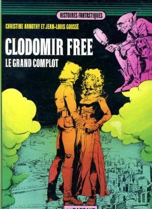 Clodomir Free - Le grand complot édition Simple