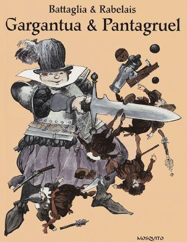 Gargantua et Pantagruel édition Simple