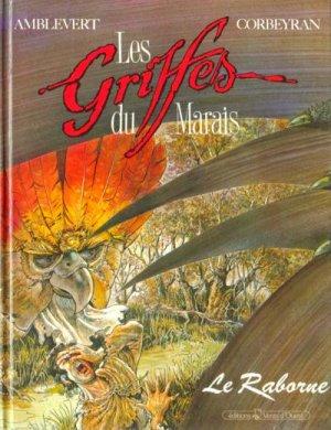 Les griffes du marais édition simple