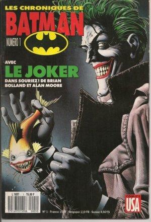 Les Chroniques de Batman édition simple