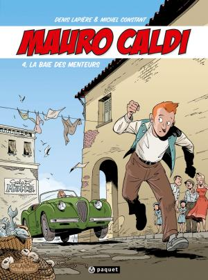 Mauro Caldi # 4 simple