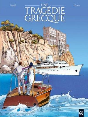 Une tragédie grecque 1 - Deux soeurs