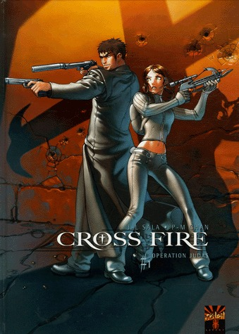 Cross Fire édition reedition