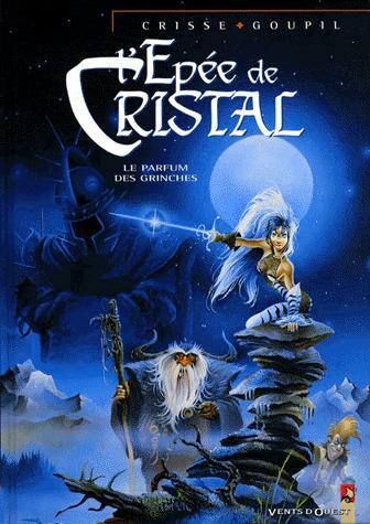 L'épée de cristal édition Réédition 1998