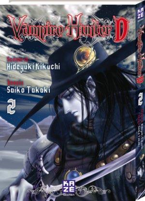 Vampire hunter D T.2