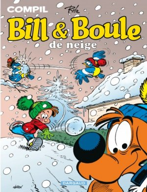Boule et Bill édition Compil