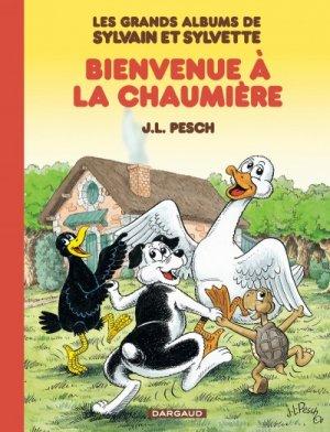 Sylvain et Sylvette édition intégrale