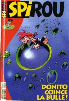 Le journal de Spirou # 3012