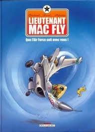 Lieutenant Mac Fly édition Simple