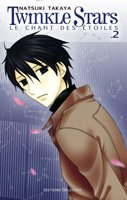 couverture, jaquette Twinkle Stars - Le Chant des Etoiles 2  (Delcourt Manga) Manga