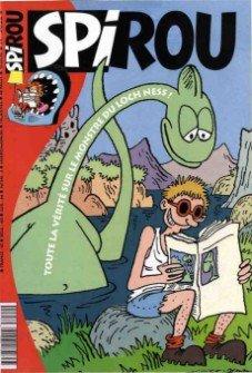 Le journal de Spirou # 3022