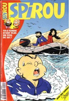 Album Spirou (recueil) # 3023