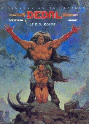 Dedal, la légende du roi barbare