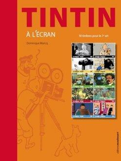 Tintin à l'écran édition simple