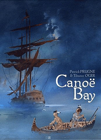 Canoë Bay édition reedition