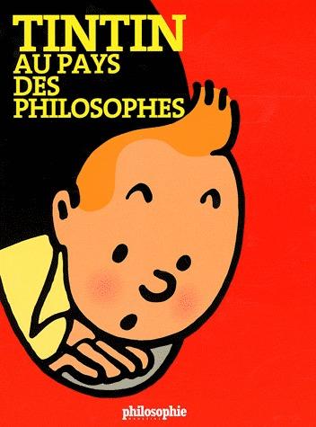 Tintin au pays des philosophes édition simple