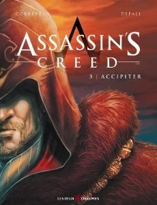 Assassin's creed # 3 simple