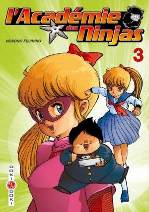 L'Académie des Ninjas T.3