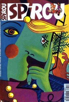 Album Spirou (recueil) # 3036