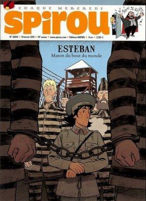 Le journal de Spirou # 3800