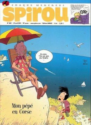 Album Spirou (recueil) # 3811