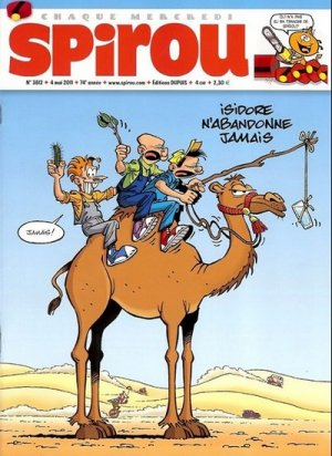 Le journal de Spirou # 3812