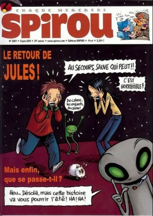 Le journal de Spirou # 3817