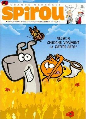 Album Spirou (recueil) # 3818