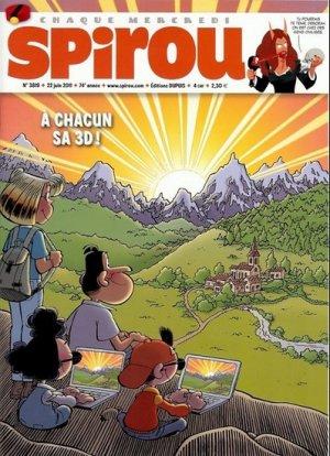Le journal de Spirou # 3819