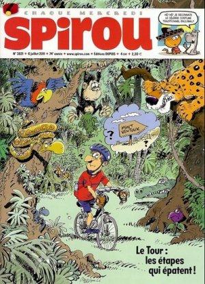 Album Spirou (recueil) # 3821
